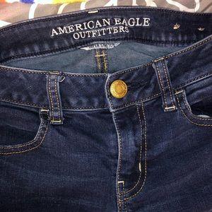 American Eagle Super Stretch Jegging